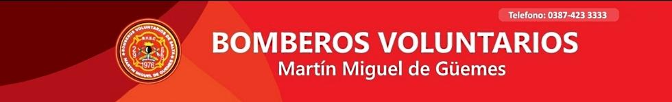 Bomberos Voluntarios de Salta – Martín Miguel de Güemes